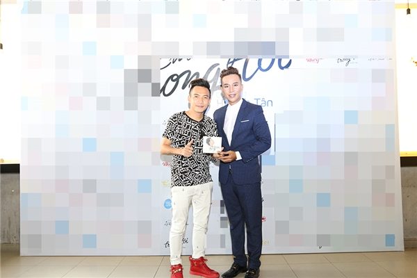 Huỳnh Tân và Phạm Trưởng