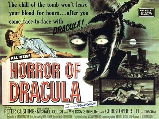 Bộ phim kể về cuộc đời của Dracula.
