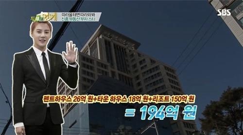 Loạt thần tượng Kpop lọt top đại gia nhà đất năm 2016