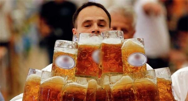 Bia là món đặc sản của nước Bỉ. (Ảnh: internet)