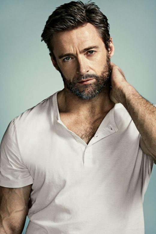 """""""Người sói"""" Hugh Jackman đẹp trai ngời ngời và nam tính """"lồng lộn"""" như thế này thì khối em xin được... """"chết dưới vuốt"""" của anh."""