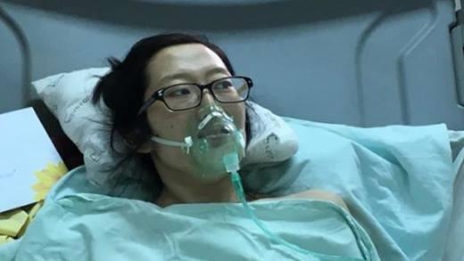 Hành trình đẫm nước mắt của nữ thiếu úy nguyện chết để cứu con