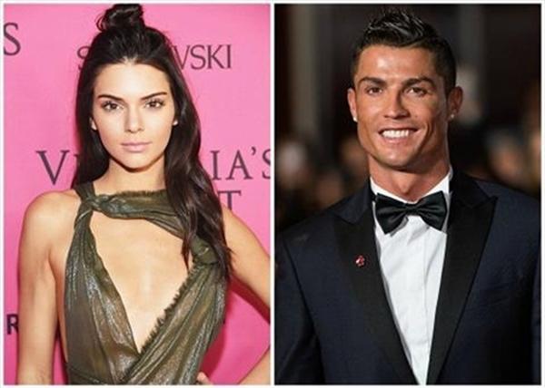 Trong mắt cô Kim siêu vòng ba, Ronaldo và Jenner quả thật rất xứng đôi.