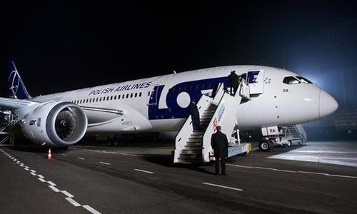 Chuyến bay của hãng LOT bị đình trệ vì hacker tấn công. (Ảnh: internet)