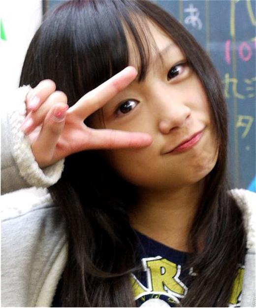 Katasetuổi 15 khi mới bắt đầu sự nghiệpGravure idol.
