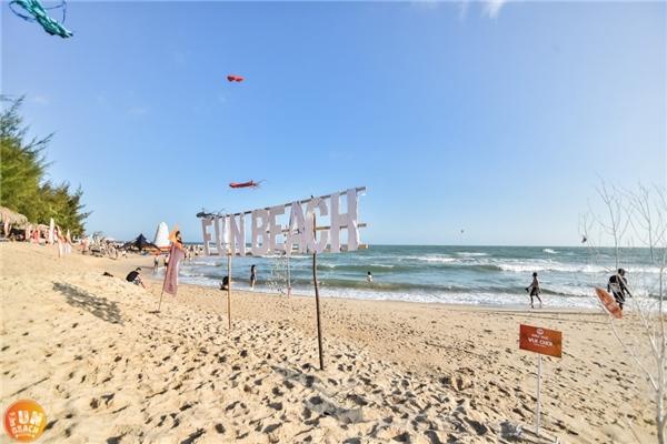 Hình ảnh Fun Beach Festival mùa thứ 1.