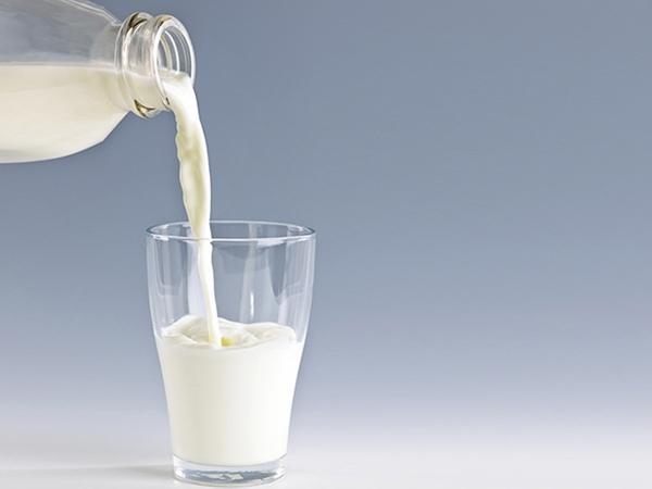 Cơ thể bạn sẽ mất nhiều thời gian để tiêu hóa những thành phần có trong sữa.