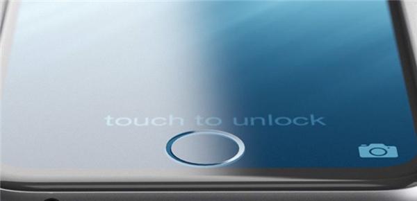Vẫn tích hợp cảm biến vân tay Touch ID kèm theo 3D Touch cho nút Home. (Ảnh: internet)