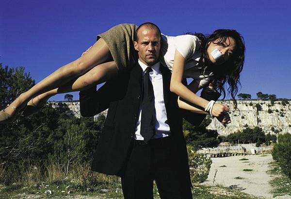 The Transporterlà phim làm nên tên tuổi của Jason Statham.