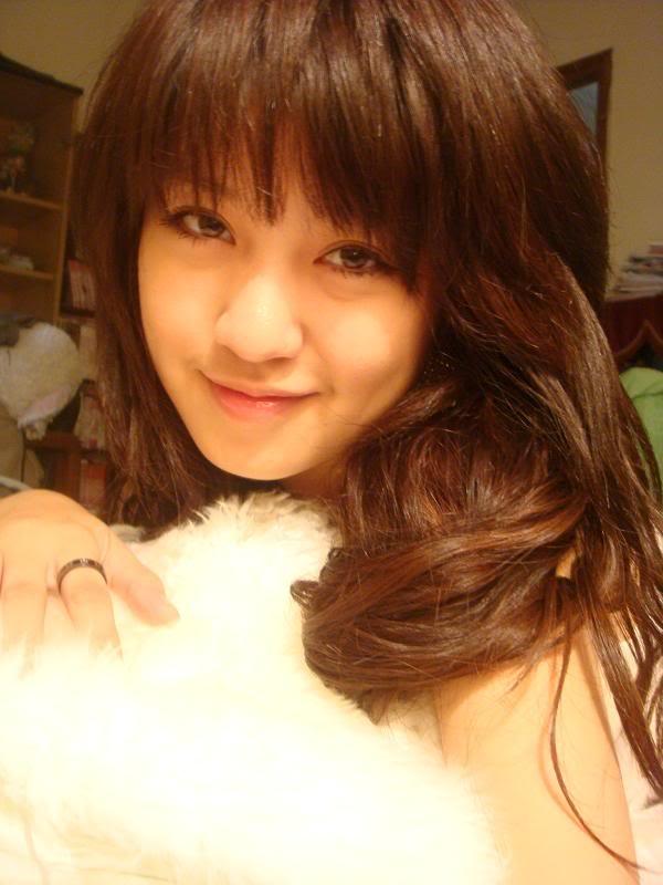 Hình ảnh cô hot girlMi Vânnhững năm đầu xuất hiện.(Ảnh: Internet)