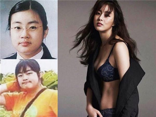 Kang So Ra nổi tiếng là một trong những nữ diễn viên có thân hình quyến rũ nhất showbiz Hàn. Thế nhưng ít ai biếtđược trước khi sở hữuvóc dáng như hiện nay, cô đã từng có cân nặng trên 70kg.(Ảnh: Internet)