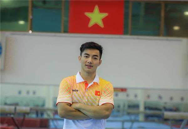 Rio 2016 Olympic Games Phạm Phước Hưng Thể dục dụng cụ