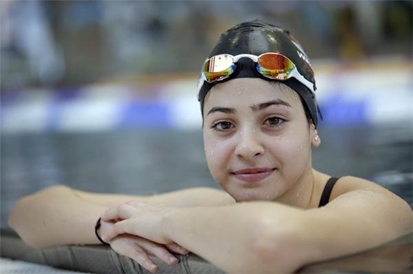 Yusra Mardini Rio 2016 Olympic Games