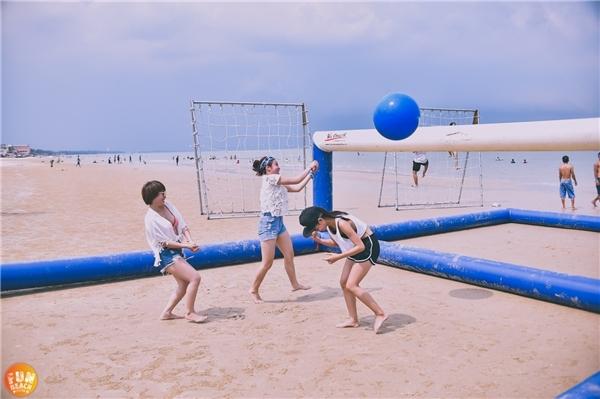 Những sức hút không tưởng của Fun Beach Festival