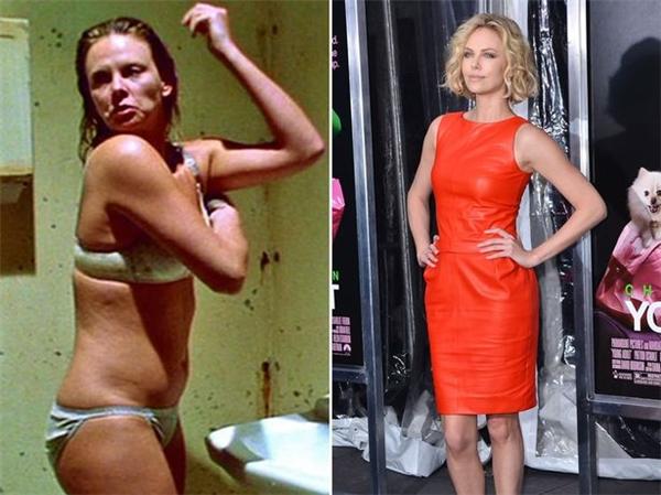 Sau khi phim đóng máy, Charlize đã cãi lời bác sĩ mà giảm liền 6kg trong một tháng để lấy lại vóc dáng thon thả của mình.