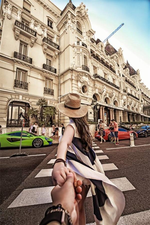 Công quốc Monaco - xứ sở của những tỉphú và siêu xe. (Ảnh: MrLee)
