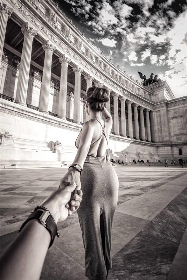 Quảng trường Roman Forum - Ý.(Ảnh: MrLee)