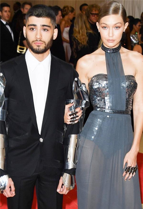 Hẹn hò với siêu mẫu xinh đẹp Gigi Hadid.