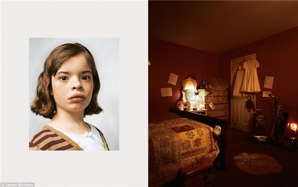Dalanie, 9 tuổi, New Jersey, Mỹ: Delanie sống cùng gia đình trong một căn biệt thự ở New Jersey và có một phòng ngủ riêng với đầy đủ tiện nghi. Cô bé rất chú trọng đến ngoại hình và có thể bỏ rất nhiều thời gian trước khi đi ngủ chỉ để chọn quần áo cho sáng hôm sau. So vớiviệcđến trường, Dalanie thích đi mua sắm và khiêu vũ hơn cả. Lớn lên, cô bé muốn trở thành một nhà thiết kế thời trang và tạo ra thương hiệu của riêng mình.
