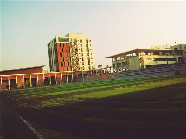 Trường Trung học Phổ thông chuyên Bắc Ninh cótổng mức đầu tư 600 tỉ đồng.(Ảnh: Đào Hoàng Anh)