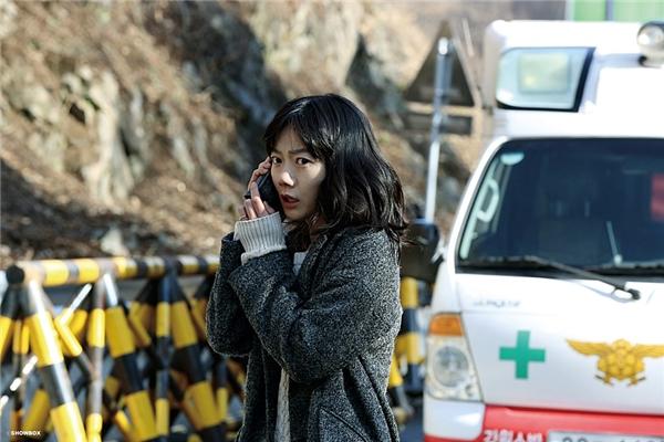 Bae Do Na trong bộ phim bom tấn The Tunnelcông chiếu tại Hàn tháng 8 này. (Ảnh: Internet)