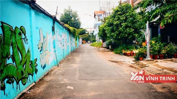 Hẻm 106 Bình Lợi, phường 13, quận Bình Thạnh.