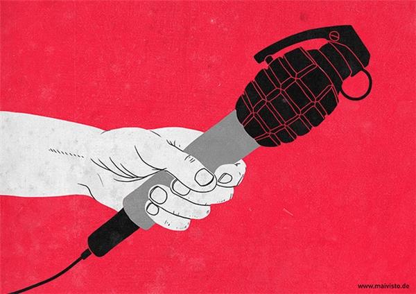 Người làm truyền thông luôn phải ý thức được sức mạnh của những lời mình nói ra, nó có thể khiến rất nhiều người tổn thương.