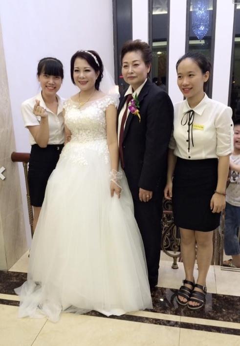 đám cưới đồng tính