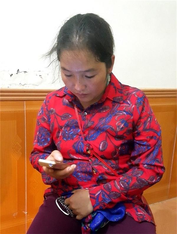 Bà ngoại 26 tuổi Hờ Y Xùa. (Ảnh: Nông Nghiệp Việt Nam)