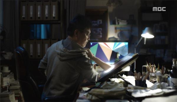 Bước ra thế giới thực, Lee Jong Suk chĩa súng đòi giết bố