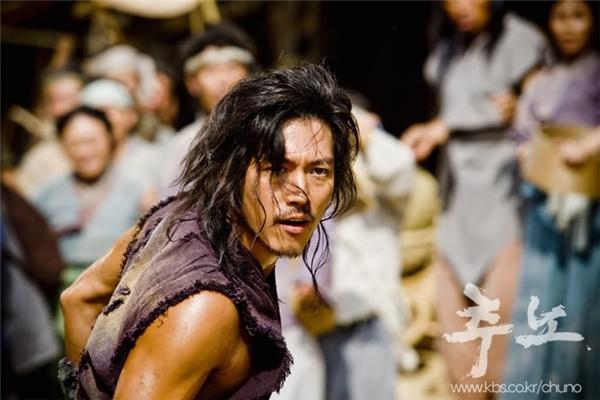 Dae Gil trong The Slave Huntersđã mang về cho Jang Hyuk giải Daesang danh giá.(Ảnh: Internet)
