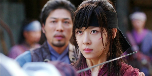 Seung Nyang nam tính trong Empress Ki. (Ảnh: Internet)