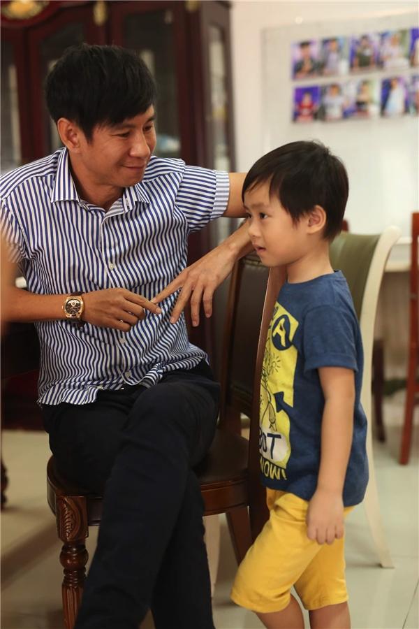 Thích thú cách Lý Hải chia sẻ vất vả cùng Minh Hà trong việc chăm con - Tin sao Viet - Tin tuc sao Viet - Scandal sao Viet - Tin tuc cua Sao - Tin cua Sao