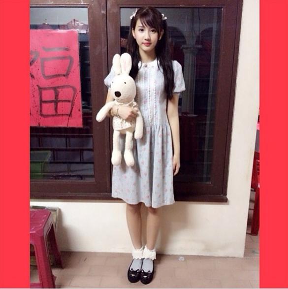 Mỗi bức ảnh mà Joyce Chu chia sẻ lên Instagram nhận về hàng nghìn lượt thích.