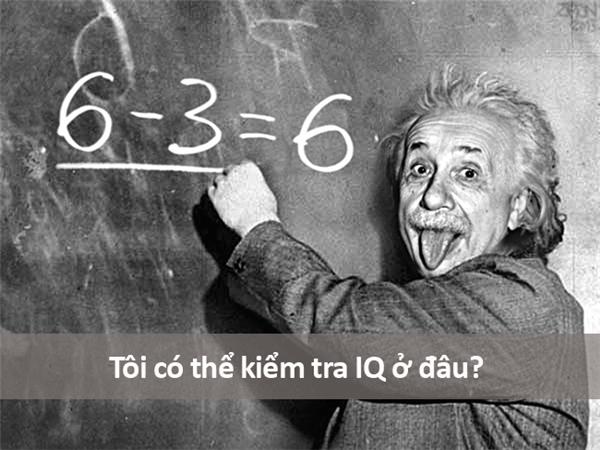 Có phải bạn đang hoang mang với trí thông minh của mình? Tốt nhất bạn đừng nên kiểm tra làm gì.