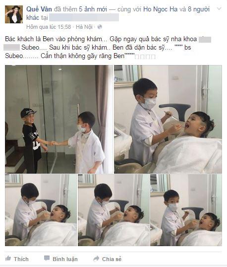 Ngay khi vừa đăng tảiloạt ảnh thú vị của hai cậu quý tử Subeo và Ben, dòng trạng thái trên đã nhận được nhiều lượt chia sẻ và yêu thích từ cộng đồng mạng. - Tin sao Viet - Tin tuc sao Viet - Scandal sao Viet - Tin tuc cua Sao - Tin cua Sao