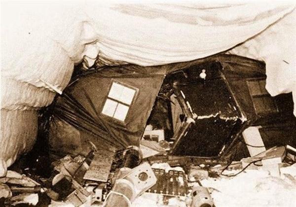 Căn cứ bị bỏ hoang từ năm 1966.