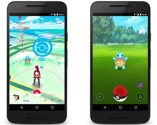 Bạn có thể chơi Pokémon GO hoàn toàn bình thường mà không gặp lỗi gì. (Ảnh: internet)