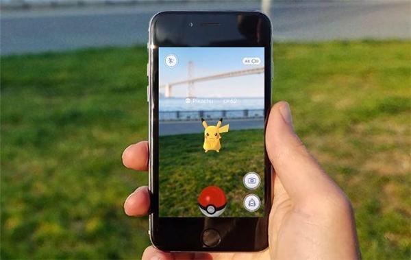 Tựa game Pokémon GO bị quá tải trong ngày đầu phát hành. (Ảnh: internet)