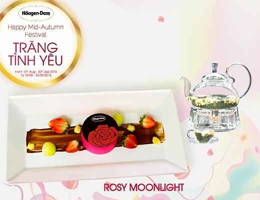 Rosy Moonlight
