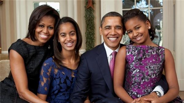Ấm lòng với công việc phục vụ của con gái út tổng thống Obama