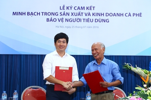 Vinacafé Biên Hòa cam kết sản xuất cà phê nguyên chất