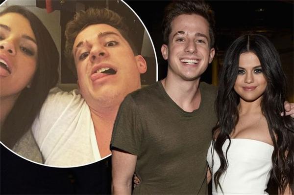Charlie và Selenavẫn luôngiữ mối quan hệ bạn bè thân thiết cho đến gần đây...