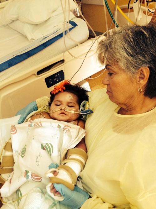 Bà ngoại của Mia đã từng tuyệt vọng đến mức muốn bỏ cuộc.