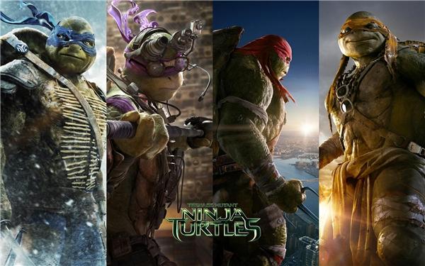 ...cũng như góp phần trong các phim bom tấn khác: Ninja Rùa, The Avengers 2, Star War 7, Warcraft…