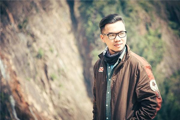 Chân dung Quang Huy – chuyên gia kỹ xảo.