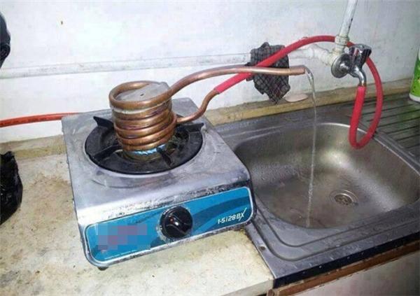 Trời lạnh quá mà không có nước nóng thì phải lắp ngay hệ thống này nhé.