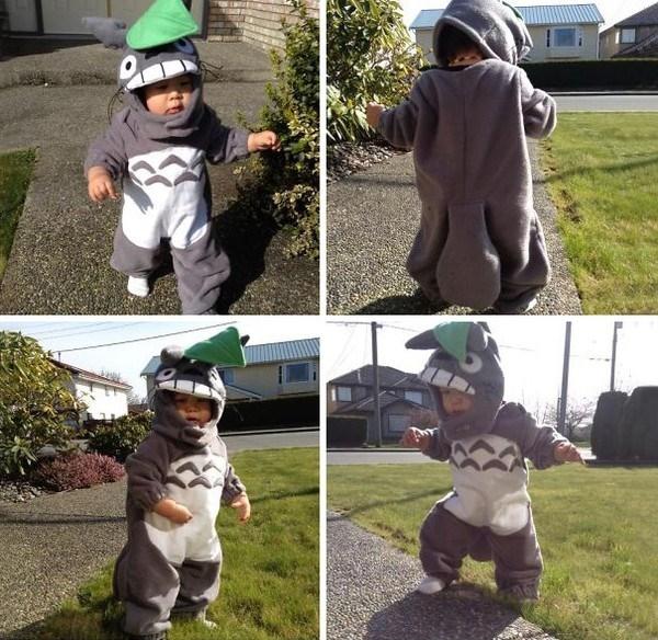 Totoro phiên bản mi nhon xin trình làng bà con ạ!