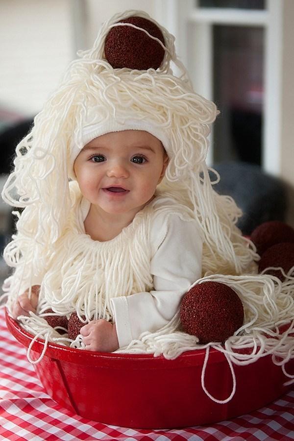 Em chỉ là một đĩa mì Spaghettikhông hơn không kém.