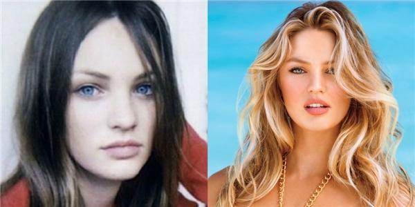 Ngoại hình có nhiều thay đổi của Candice.